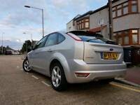 2009 Ford Focus 1.6 ZETEC **low miles/FShistory/clean car/HPI CLEAR**