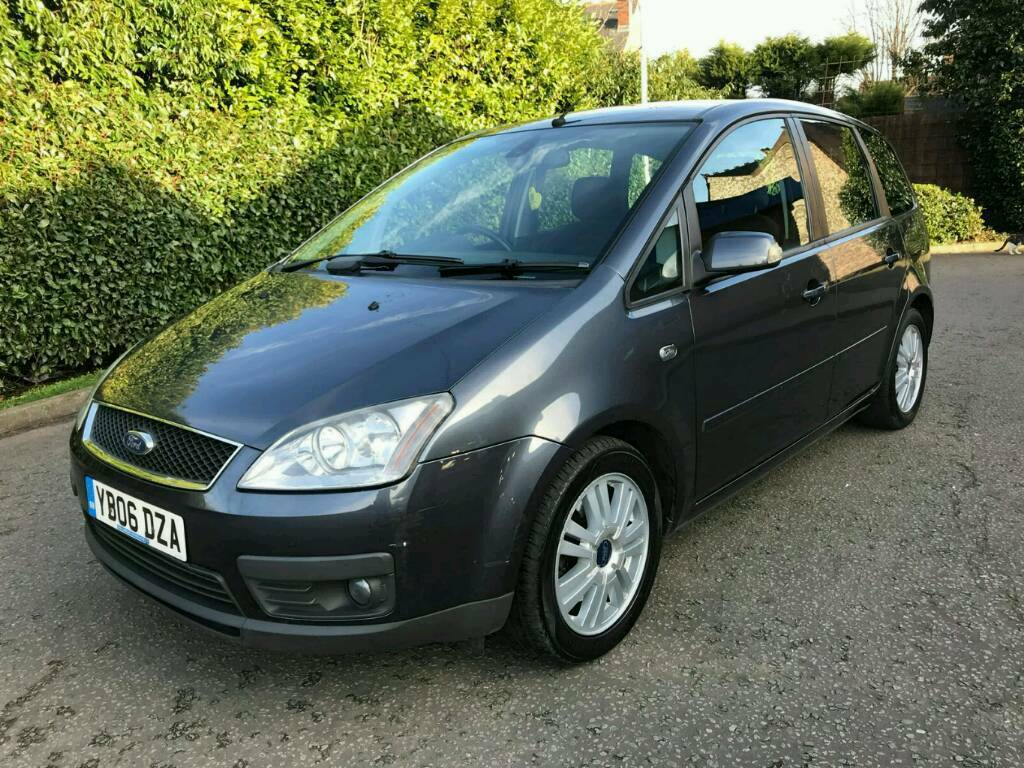 2006 ford c max focus 1 8 tdci ghia long mot good runner. Black Bedroom Furniture Sets. Home Design Ideas
