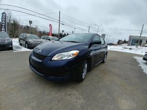 2012 Toyota Matrix CONDITION IMPECCABLE!!!!!!À NE PAS MANQUER