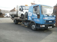 Mansfield most reliable vehicle movement & breakdown recovery service.