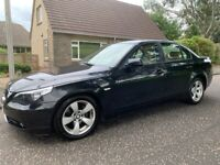 BMW 5 SERIES 530 SE FULL LEATHER MOT PART HISTORY AUTOMATIC DRIVES GREAT £1450