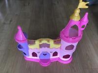 Fisher price little people princess castle.