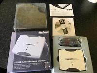 5.1 USB multimedia sound interface new in box