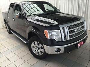 2011 Ford F-150 Supercrew Lariat Edition *LOADED*
