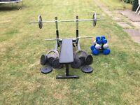 Gym £100