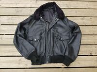 Schott Leather Flying Jacket