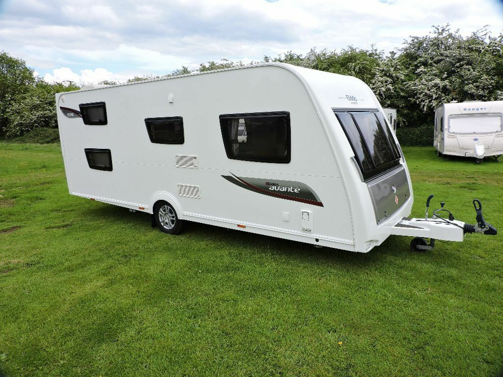 Deposit Taken 2014 Elddis Avante 576 6 Berth End