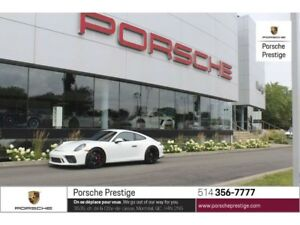 2018 Porsche 911 GT3 Touring Pre-owned vehicle 2018 Porsche 911