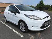 MAY 2012 FORD FIESTA BASE 1.4 TDCI VAN ONLY 102K FULL SERVICE HISTORY **NOT VAT**