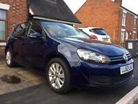 VW Golf ONLY 8600 Miles!!!!