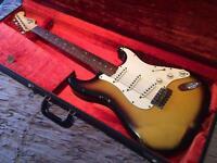 Original Vintage 1965 Fender Stratocaster