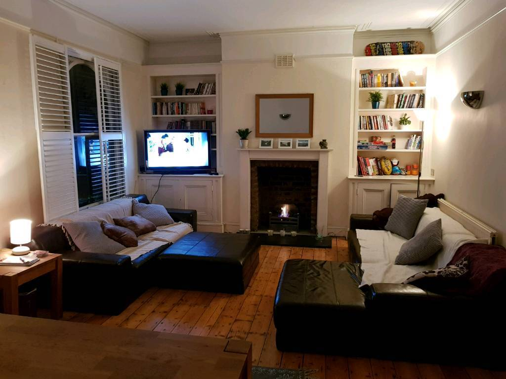 Large double room in Clapham, ideal for a couple. £1100pcm
