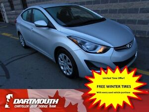 2015 Hyundai Elantra GL/HEATED SEATS/PWR OPTS