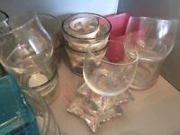 50+ Glass jars