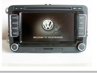 VW media system sat nav headunit