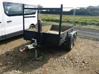 Trailer for sale 4x4 farm or road legal