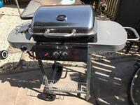 Brand New Gas BBQ with separate gas hob