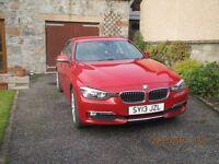 2013 BMW 320d Luxury edition XDRIVE