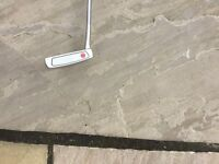 Odyssey White Hot putter