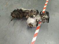 Gilera dna 180 engine spares or repairs