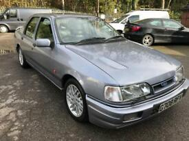 Sierra Cosworth 2wd moted project