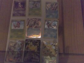 Good Condition Pokemon Cards. 150 Cards In The Lot £65. Rare Cards Included