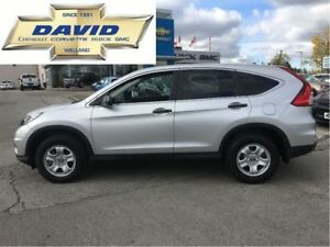 2016 Honda CR-V LX 4WD/ LOADED/ TINTED WINDOWS/ HEAT SEATS/ LOCA