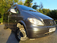 Mercedes-Benz VITO Traveliner 9 Seats 111 CDI XLong Manual 6sp 2006