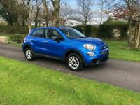 2019 fiat 500x damaged repairable only 18,000 miles
