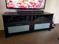 Black TV Stand Ikea