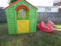 playhouse bundle- like little tikes
