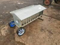 4ft lamb creep feeder farm livestock tractor