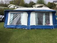 Caravan awning size 14 975cm