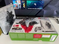 Xbox One X Limited Edition Gears Of War 5