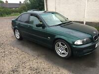 Bmw 318i Automatic e46 / Alloys / leather / Privacy Glass /