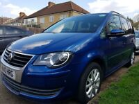 Outstanding VW Touran 2.0 TDI Match Manual *CHEAPEST IN THE COUNTRY*