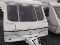 1999 SWIFT CLASSIC SILHOUETTE 2 BERTH
