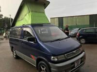 Mazda bongo 1996 n Reg 146k. Not April 2018 part camper conversion 2.5 diesel auto