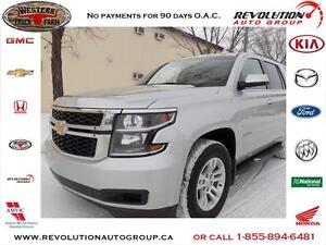 2016 Chevrolet Tahoe LT LEATHER LOADED