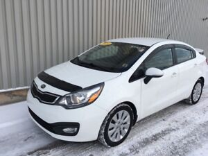 2014 Kia Rio EX LOADED EX EDITION WITH GREAT FEATURES, LOW KM...