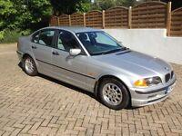 BMW 318 i SE 94,328 miles New MOT