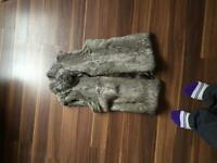 Michael Kors Rabbit Fur Vest - $175.00