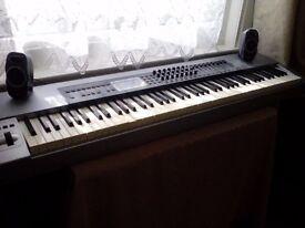 Midi Keyboard M AUDIO PRO 88