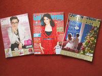 Good Housekeeping Magazine x 3 2015 - Never Read