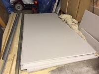 10x plaster boards