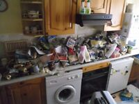 House Clearance ,Garage,loft,shed,Office ,Hotel ,Hoarders rubbish Fully Registered Waste Carrier
