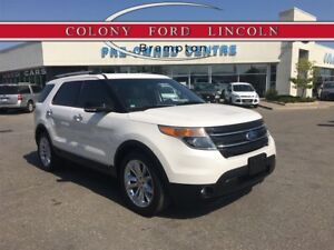 2013 Ford Explorer FORD CERT, LOW % RATES & EXTRA WARRANTY!