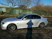 BMW 530D M SPORT TOP SPEC JUST SHORT OF 300BHP