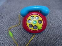 ELC nursery rhymes telephone with music - Collection only Stourbridge DY8 4 area