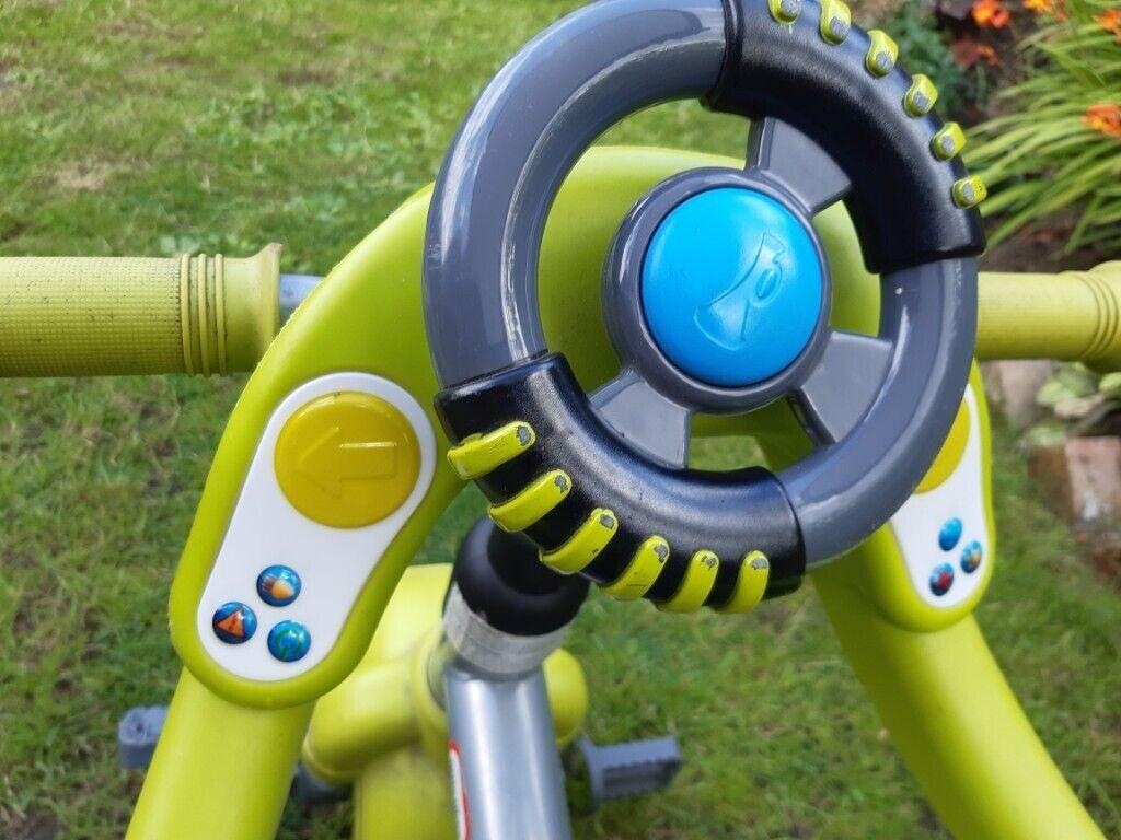 4 in 1 Little Tikes bike